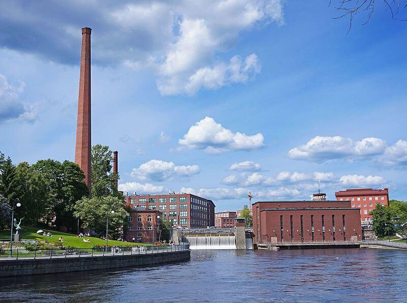 Tammerkoski Tampere
